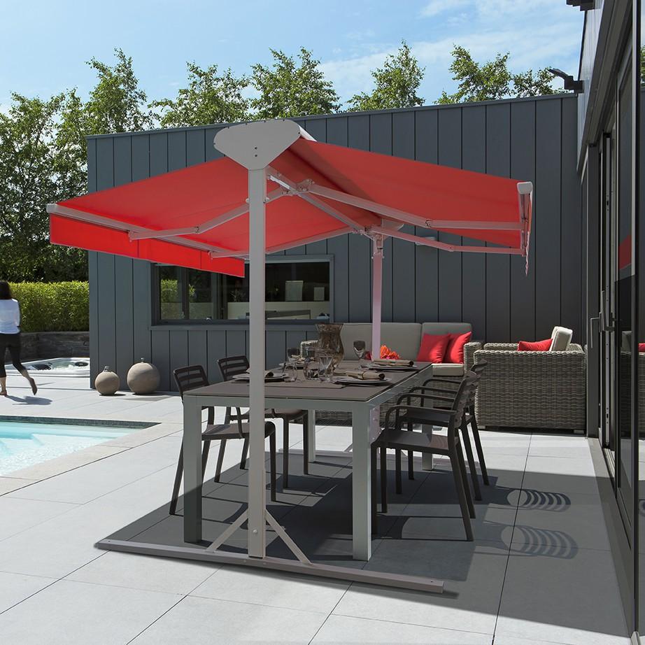 Store de jardin plaza franciaflex for Store italien exterieur