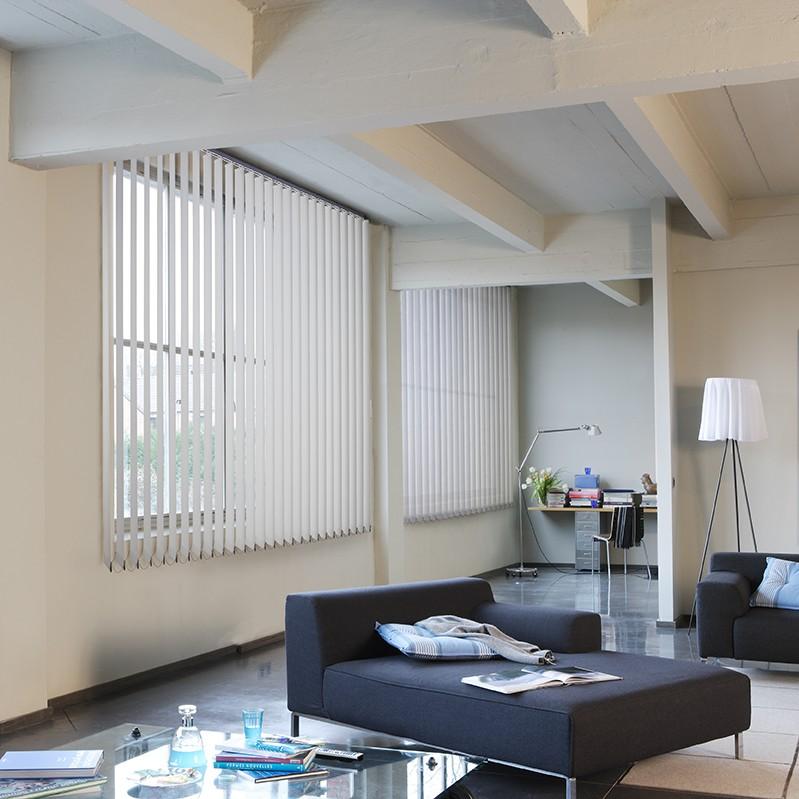 Store bandes verticales franciaflex - Store californien design ...