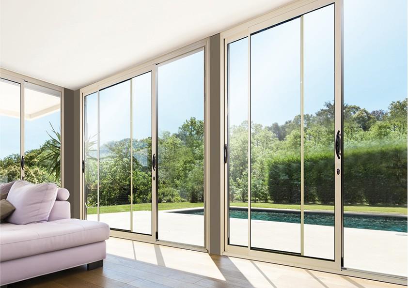 Préférence Fenêtre et baie coulissante aluminium Aluside + | Franciaflex SO02