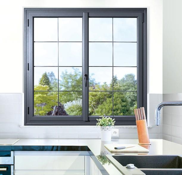 Favori Fenêtre et porte-fenêtre aluminium à frappe | Franciaflex DT41