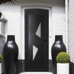 Fen tre et baie coulissante aluminium aluside franciaflex for Porte entree alu contemporaine