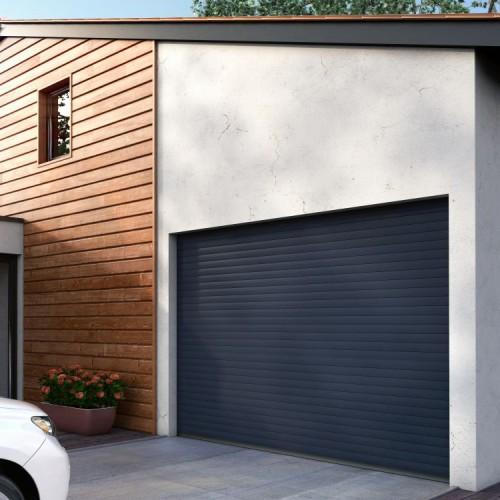 Porte De Garage Enroulable Easydoor Franciaflex