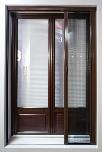 moustiquaire protec 39 pliss e franciaflex. Black Bedroom Furniture Sets. Home Design Ideas