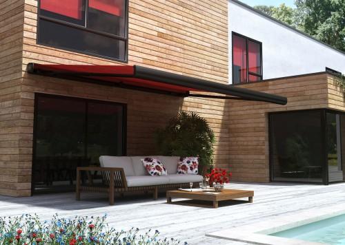 store banne allure franciaflex. Black Bedroom Furniture Sets. Home Design Ideas