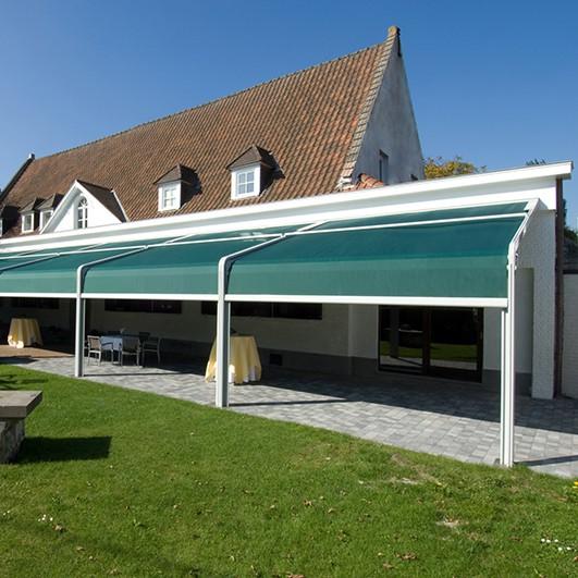 Store De Terrasse Structure Fixe Terraclim Franciaflex