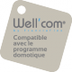 Compatibilité Well'com®