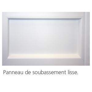 Equipements fen tres et baies vitr es franciaflex for Soubassement fenetre