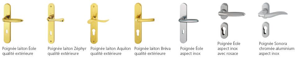 Equipements Pour La Porte D Entree Franciaflex